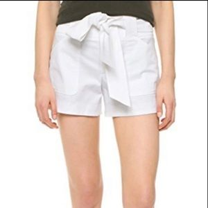 Club Monaco high-waisted  shorts size 4